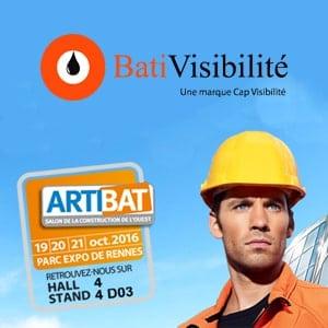 Bâti visibilité - Artibat 2016