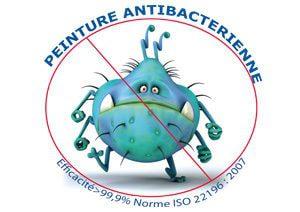 peinture anti-bacteries onip