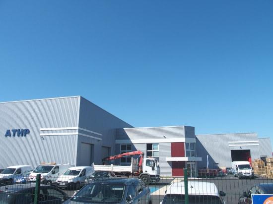 ATHP maintenance industrielle Lieusaint 77 Ile de France