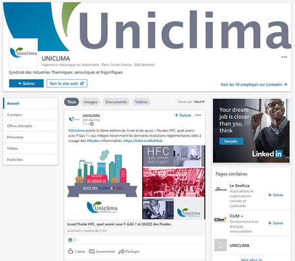 linkedin-uniclima-genie-climatique