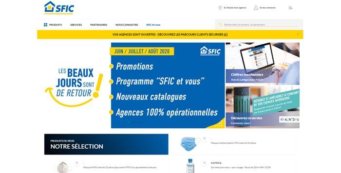 site-web-isolation-sfic