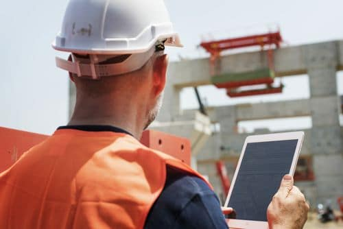 digitalisation processus de travail dans le batiment