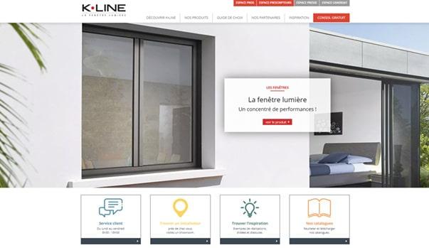 site-web-menuiserie-kline