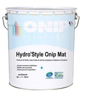 peinture-hydrostyle-onip-mat