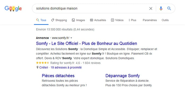 adwords-domotique