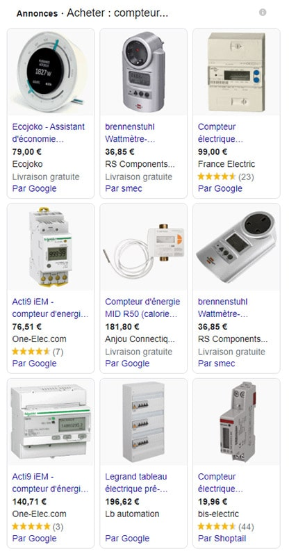 google-shopping-electricite