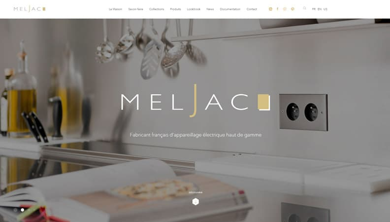 site-web-electricite-meljac