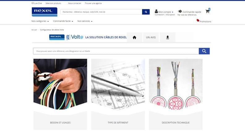 site-web-electricite-rexel
