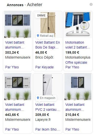 google-shopping-fermeture