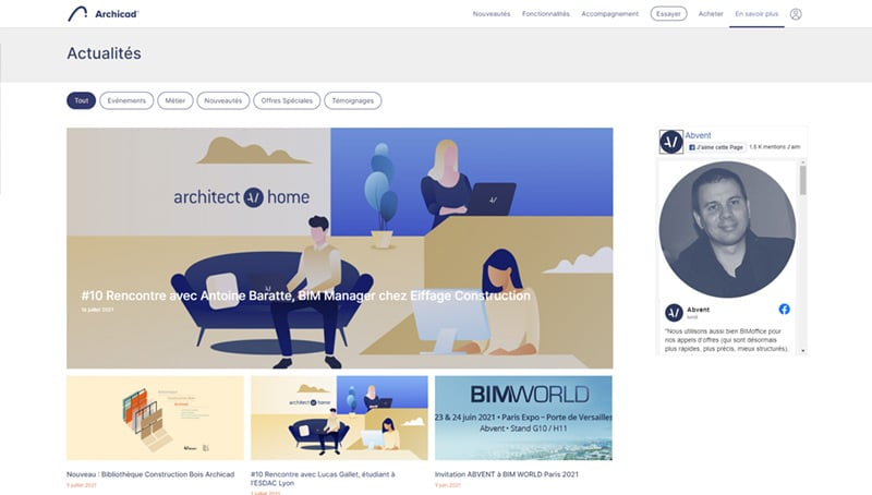blog BIM archicad
